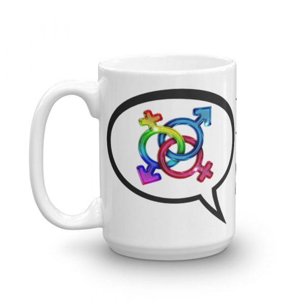 Explore Sex Talk mug