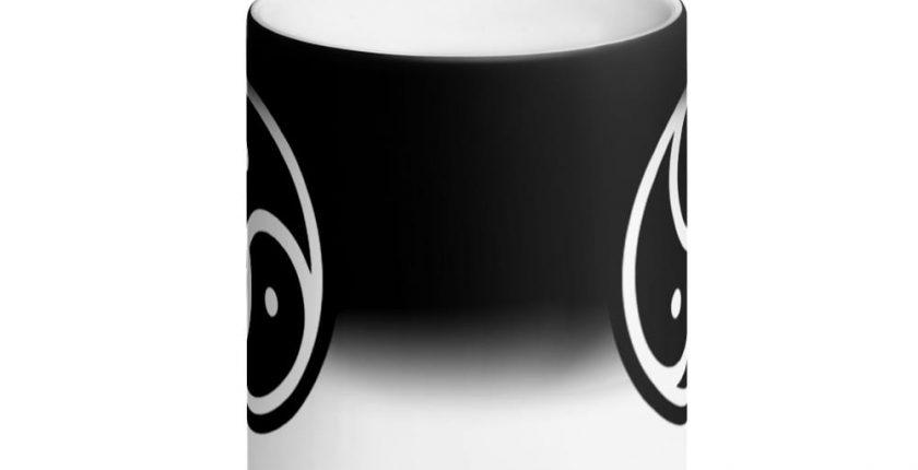 Black BDSM Mug
