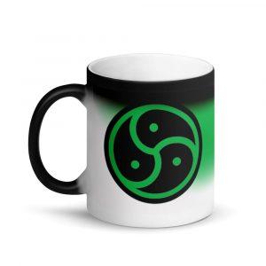 Green BDSM Mug
