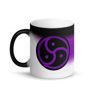 Purple BDSM Mug