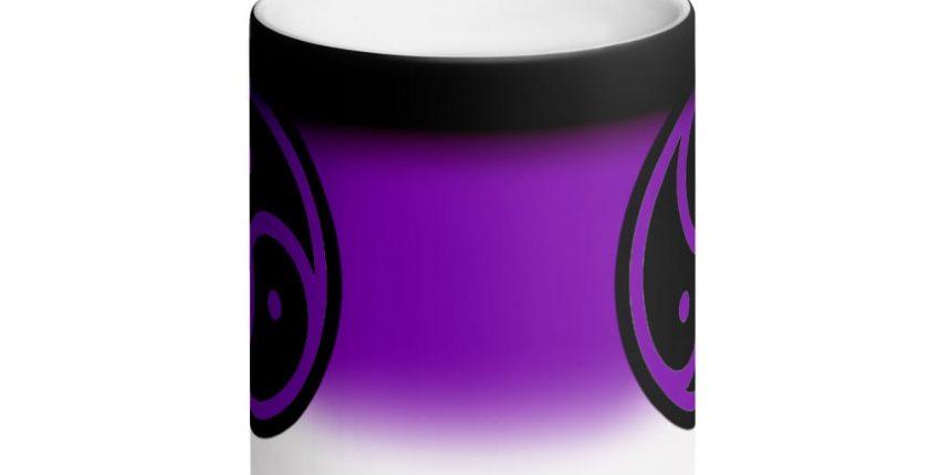 Purple BDSM Mug