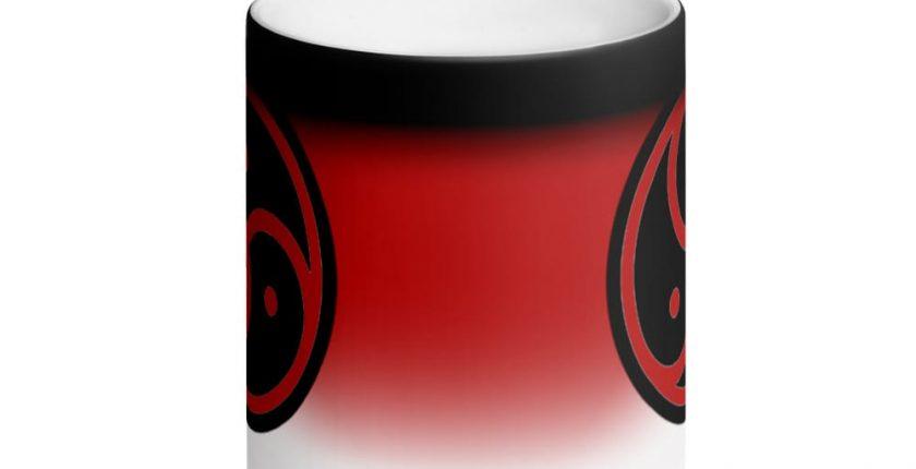 Red BDSM Mug