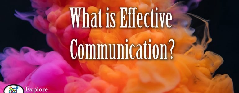 what is effective communication